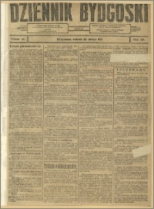 Dziennik Bydgoski, 1919, R.12, nr 46
