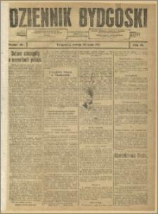 Dziennik Bydgoski, 1919, R.12, nr 107