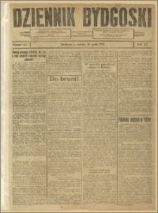 Dziennik Bydgoski, 1919, R.12, nr 124