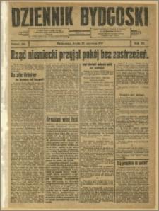 Dziennik Bydgoski, 1919, R.12, nr 143