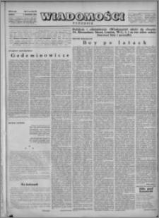 Wiadomości, R. 5, nr 36 (231), 1950