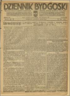Dziennik Bydgoski, 1921, R.14, nr 58