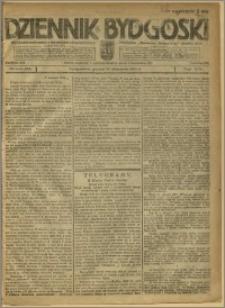 Dziennik Bydgoski, 1921, R.14, nr 183