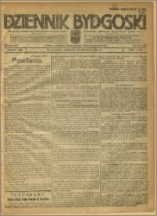 Dziennik Bydgoski, 1921, R.14, nr 185