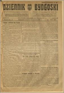 Dziennik Bydgoski, 1921, R.14, nr 205