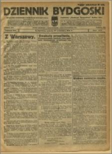 Dziennik Bydgoski, 1921, R.14, nr 213