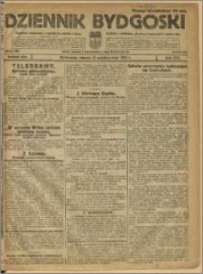 Dziennik Bydgoski, 1921, R.14, nr 233