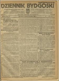Dziennik Bydgoski, 1921, R.14, nr 278