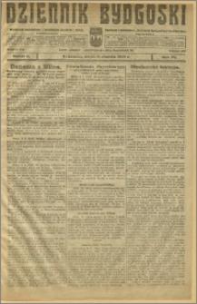 Dziennik Bydgoski, 1922, R.15, nr 8