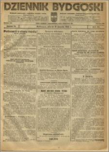 Dziennik Bydgoski, 1922, R.15, nr 13
