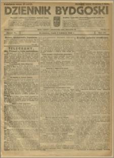 Dziennik Bydgoski, 1922, R.15, nr 71