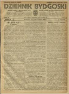 Dziennik Bydgoski, 1922, R.15, nr 72