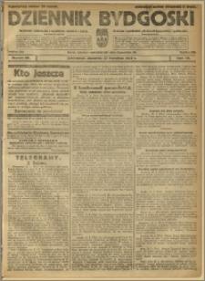 Dziennik Bydgoski, 1922, R.15, nr 89