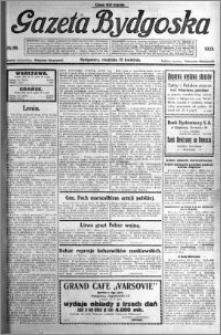Gazeta Bydgoska 1923.04.15 R.2 nr 86