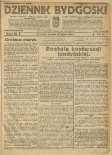 Dziennik Bydgoski, 1922, R.15, nr 174
