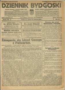 Dziennik Bydgoski, 1922, R.15, nr 178