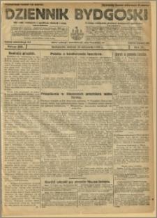 Dziennik Bydgoski, 1922, R.15, nr 260