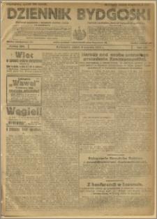 Dziennik Bydgoski, 1922, R.15, nr 275