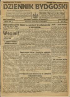 Dziennik Bydgoski, 1922, R.15, nr 287