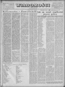 Wiadomości, R. 4, nr 16/17 (159/160), 1949