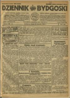 Dziennik Bydgoski, 1923, R.16, nr 185