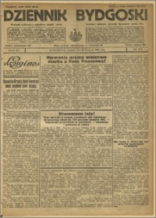 Dziennik Bydgoski, 1923, R.16, nr 271