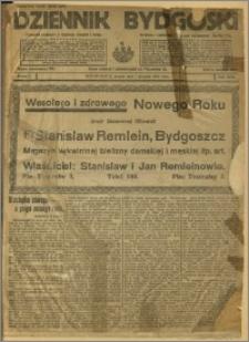 Dziennik Bydgoski, 1924, R.18, nr 1