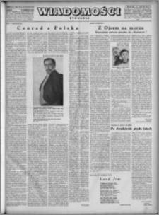 Wiadomości, R. 4, nr 33/34 (176/177), 1949