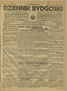 Dziennik Bydgoski, 1924, R.18, nr 252
