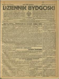 Dziennik Bydgoski, 1924, R.18, nr 277