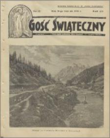 Gość Świąteczny 1936.04.26 R. XL nr 17