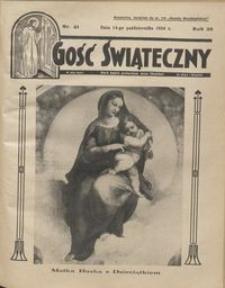 Gość Świąteczny 1934.10.14 R. XXXVIII nr 41