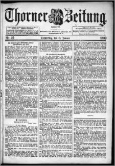 Thorner Zeitung 1899, Nr. 16