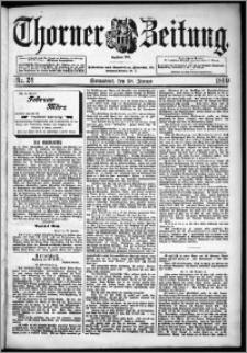 Thorner Zeitung 1899, Nr. 24