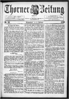 Thorner Zeitung 1899, Nr. 30