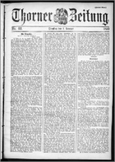 Thorner Zeitung 1899, Nr. 32