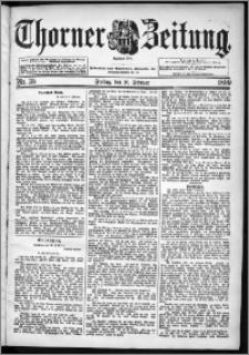 Thorner Zeitung 1899, Nr. 35