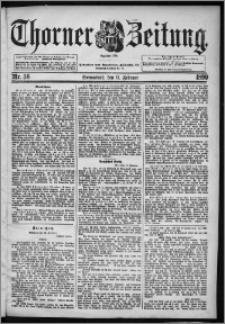 Thorner Zeitung 1899, Nr. 36