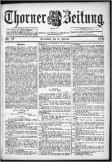 Thorner Zeitung 1899, Nr. 42