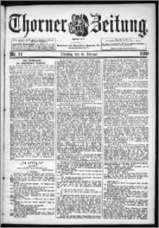 Thorner Zeitung 1899, Nr. 44