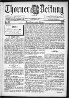 Thorner Zeitung 1899, Nr. 46
