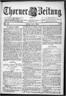 Thorner Zeitung 1899, Nr. 53