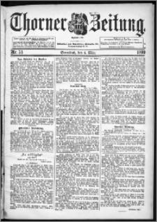 Thorner Zeitung 1899, Nr. 54