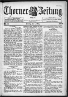 Thorner Zeitung 1899, Nr. 55 Erstes Blatt