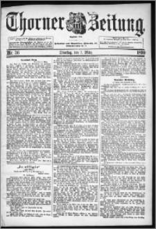 Thorner Zeitung 1899, Nr. 56