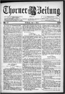 Thorner Zeitung 1899, Nr. 57