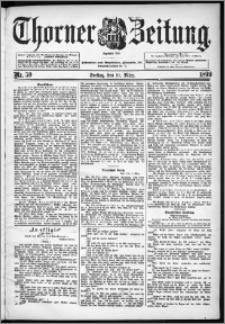 Thorner Zeitung 1899, Nr. 59