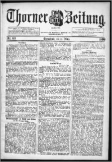Thorner Zeitung 1899, Nr. 60