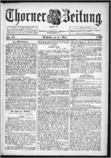 Thorner Zeitung 1899, Nr. 63