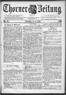 Thorner Zeitung 1899, Nr. 64